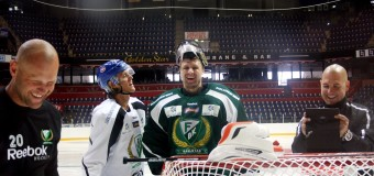 Aftonbladet-TV – Bryzgalov jobbar med Granqvist