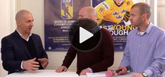Aftonbladet-TV – JVM 2014 med Ros, Abris & Granqvist