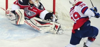 Eric Comrie – Goalie of the month in WHL!